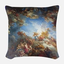Versailles Woven Throw Pillow