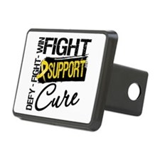Childhood Cancer Hitch Cover
