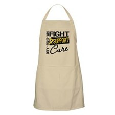 Childhood Cancer Apron