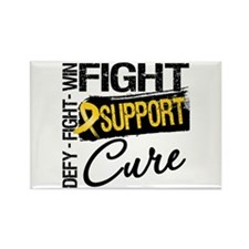 Childhood Cancer Rectangle Magnet (10 pack)