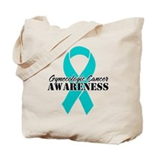 Gynecologic Cancer Awareness Tote Bag