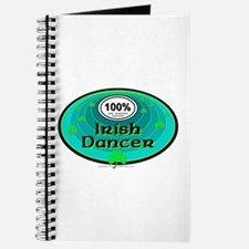 100 PERCENT IRISH DANCER Journal