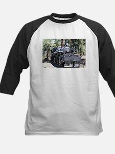 Steam train engine, Flagstaff, Ari Baseball Jersey