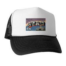 Greetings from Utah Trucker Hat