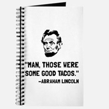 Lincoln Good Tacos Journal