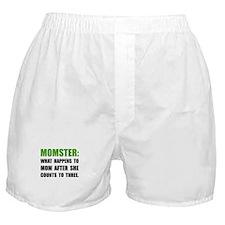 Momster Mom Boxer Shorts