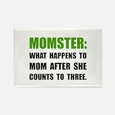 Momster Mom Magnets