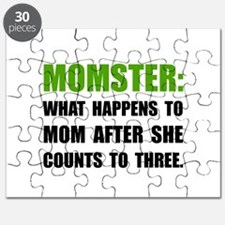 Momster Mom Puzzle