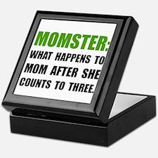 Momster Mom Keepsake Box