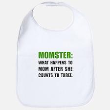Momster Mom Bib
