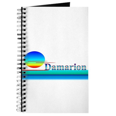 Damarion Journal