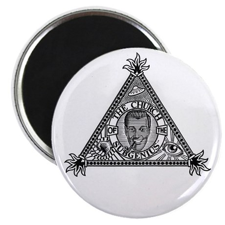 Church Logo Magnet