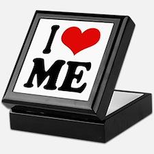 I Love Me Keepsake Box