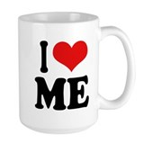 I love me Large Mugs (15 oz)