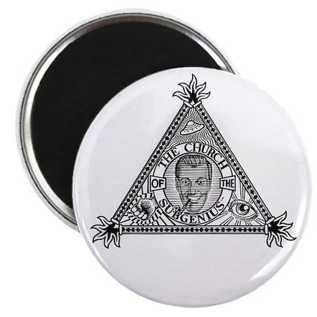 "Sacred Logo 2.25"" Magnet (10 pack)"