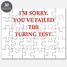 turing test Puzzle