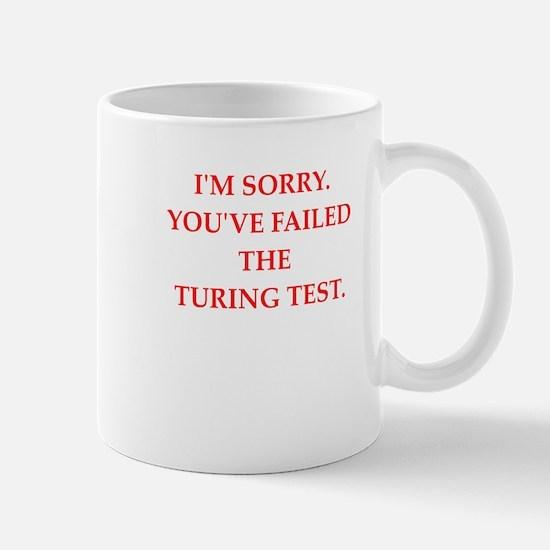 turing test Mugs