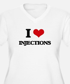 I Love Injections Plus Size T-Shirt