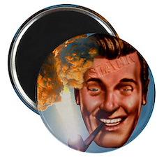 "Blasted ""Bob"" Magnet"