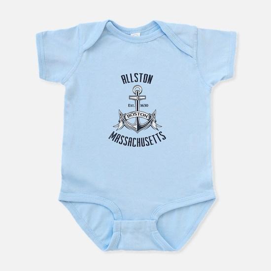 Allston, Boston MA Infant Bodysuit