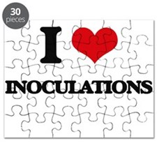 I Love Inoculations Puzzle