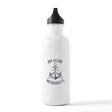 Bay Village, Boston MA Water Bottle