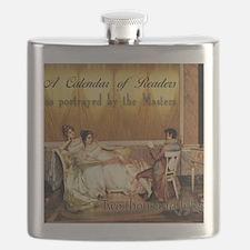 2015 Calendar of Readers Flask