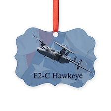 Unique E2c hawkeye Ornament