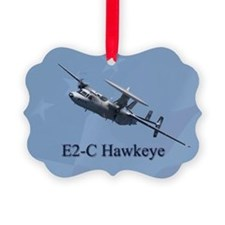 Funny E2c hawkeye Ornament