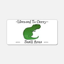 T-Rex - Licensed To Carry Small Arms Aluminum Lice