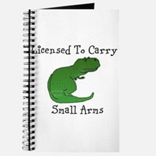 T-Rex - Licensed To Carry Small Arms Journal