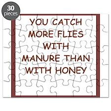 manure Puzzle