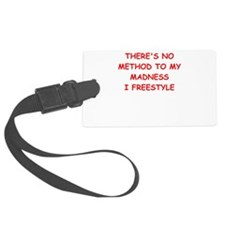 madness Luggage Tag