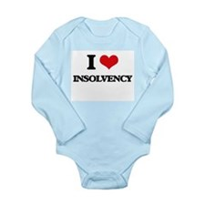 I Love Insolvency Body Suit
