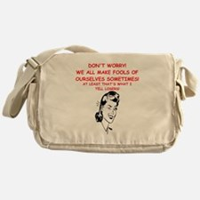 losers Messenger Bag
