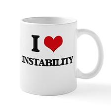 I Love Instability Mugs