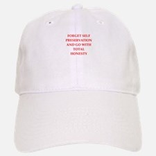 honesty Baseball Baseball Baseball Cap