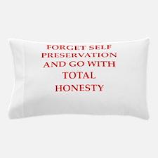 honesty Pillow Case