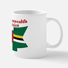 Commonwealth D Ribbon Mug