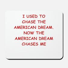 american dream Mousepad