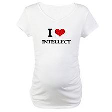 I Love Intellect Shirt
