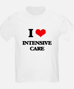 I Love Intensive Care T-Shirt