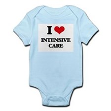 I Love Intensive Care Body Suit