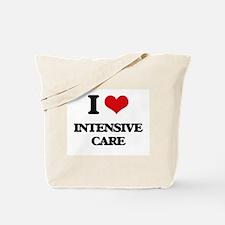 I Love Intensive Care Tote Bag