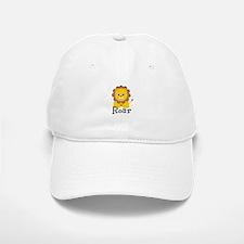 Roar Lion Baseball Baseball Baseball Cap