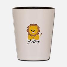 Roar Lion Shot Glass
