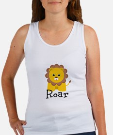 Roar Lion Tank Top