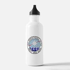 DD-753 USS John R Pier Water Bottle