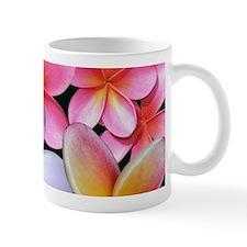 Pink Plumerias Mugs