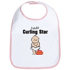 Future Curling Star Bib